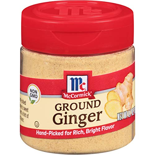 McCormick Ground Ginger, 0.7 oz