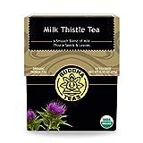 Buddha Teas Milk Thistle Tea 18 Tea Bags