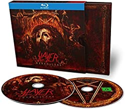 Repentless CD + BLU-RAY by Slayer (2015-09-11?