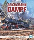 Reichsbahn-Dampf: zwischen Wende und Bahnreform