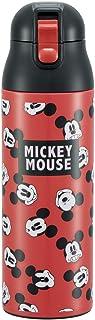 スケーター マグボトル 490ml 保温 保冷 ステンレス 水筒 ミッキーマウス フェイス ディズニー SDPC5