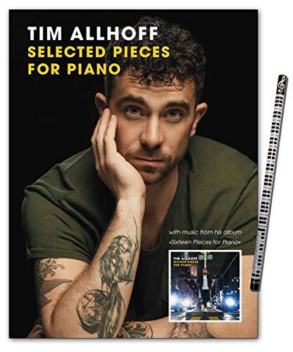 Tim Allhoff: Selected Pieces For Piano - 16 Charakterstücken für Klavier - Jazz, Klassik. Neoklassik - Bosworth BOE7980 9783954562510