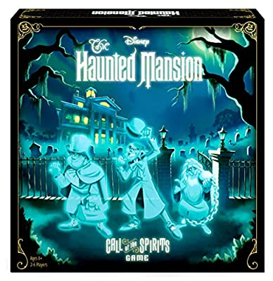 Funko Disney The Haunted Mansion – Call of The Spirits Board Game, Multicolor by Funko