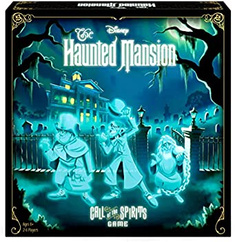 Funko Disney The Haunted Mansion Call of The Spirits Board Game