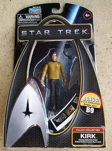 Star Trek Galaxy Bonus Collection 10 cm Fig. Kirk