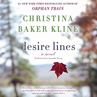 Desire Lines audiobook cover art