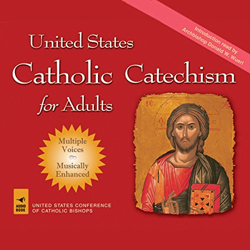 United States Catholic Catechism for Adults audiobook cover art