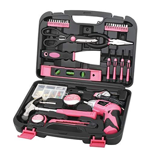 135 Teilig Werkzeugset Werkzeugkoffer Werkzeugkasten