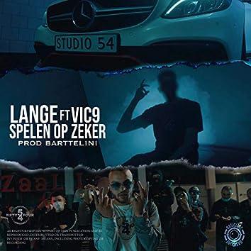 Spelen Op Zeker (feat. Vic9)