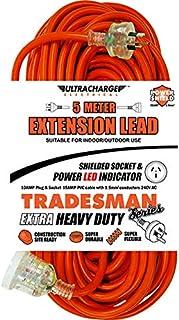 UR2405T 5M Heavy Duty Extension Lead