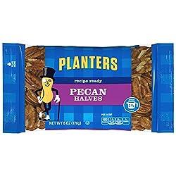 Planters Recipe Ready Pecan Halves, 6 Oz