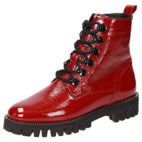 Sioux Damen Doloreta-704 Biker Boots, Rot (Lampone 005), 42 EU