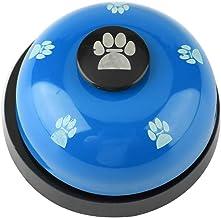 Hinzonek Cartoon Huisdier Bel Duurzame Kat Hond Training Klokken Interactief Speelgoed Voor Huisvesting Buiten