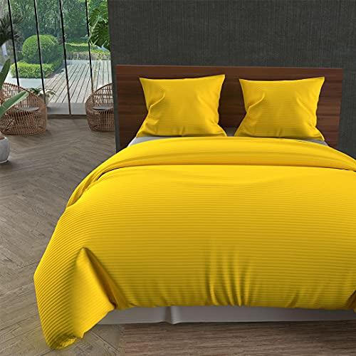 Colcha 240 x 260 cm LÉO Amarilla