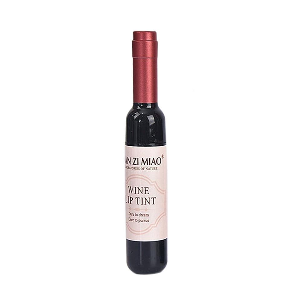マダム完璧書道BETTER YOU (ベター ュー) リップグロス ワインボトル ワインボトルの形 長らく保つ 色が落ちない 魅力的な唇を与える 一個入れ (CR01:バラ色)