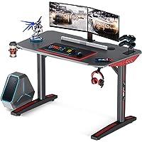 Motpk 40 Inch Carbon Fiber Gaming Desk