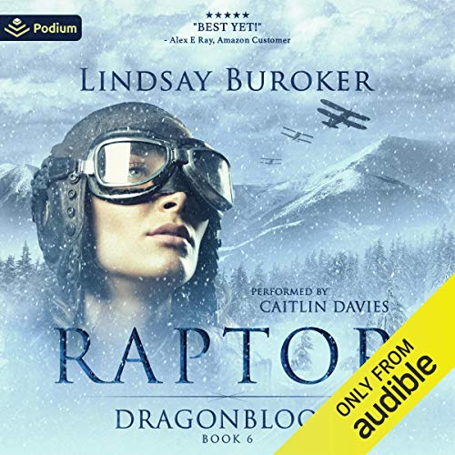 Raptor  By  cover art