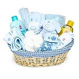 Baby Box Shop - Cesta regalo bebé niño con ropa de bebé - Artículos...
