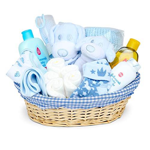Baby Box Shop - Cesta regalo bebé niño con ropa de bebé - Artículo