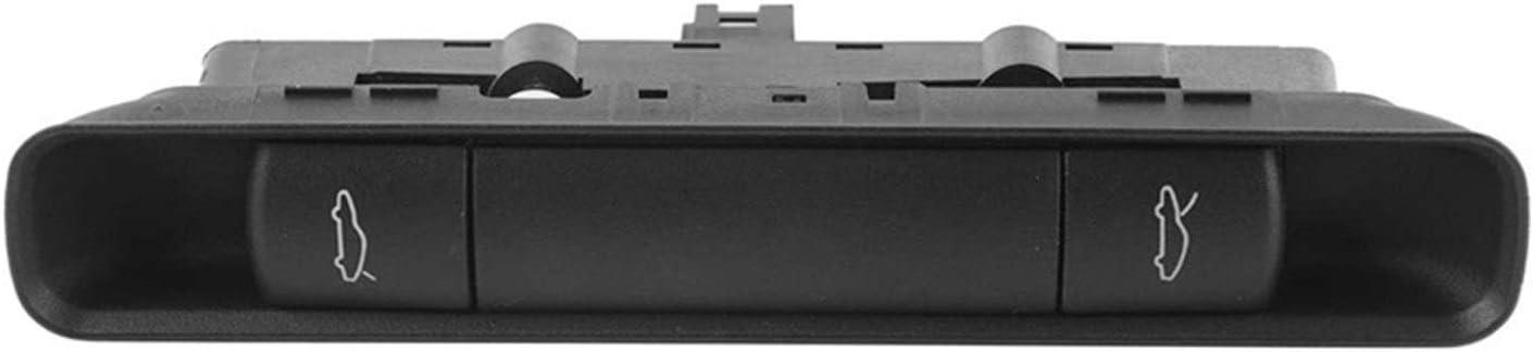 LIZCX Inactividad Car cap/ó y Tapa del Maletero de Lanzamiento en Forma for el Porsche 911 987 997 Boxster Cayman Carrera 99761310502A05 Accesorios de Coches Color : Black