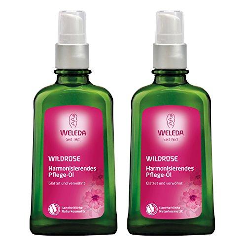 WELEDA Wildrosen-Öl 2x oder 5x100ml