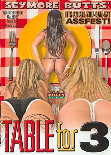 Sex Film dvd Erotisch Table For Three - Seymore Butts - Private Pure Play Media