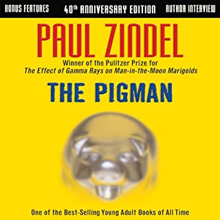 The Pigman cover art