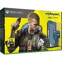 Xbox One - Pack Xbox One X Cyberpunk 2077 Edición limitada (1 TB)