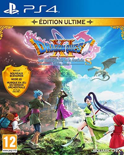 Dragon Quest XI S - Les Combattants de la Destinée - Édition Ultime (PS4)