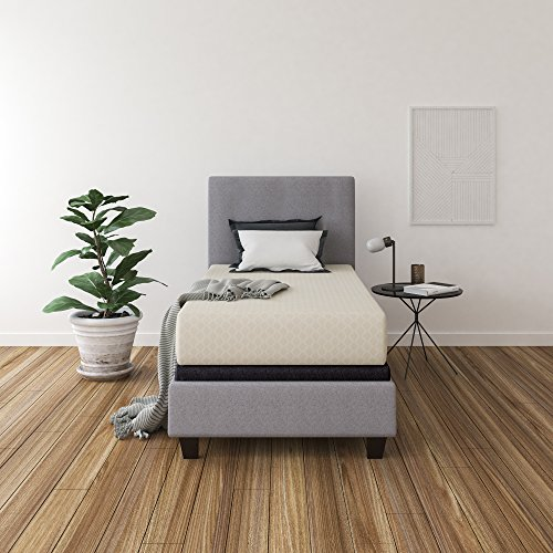 """Signature Design by Ashley Chime 12"""" Memory Foam Mattress, CertiPUR- US Certified, Twin"""