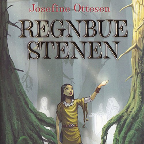 Regnbuestenen audiobook cover art