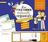 Le calendrier de la famille organisée hebdomadaire 2021 - Utile et astucieux pour s'organiser en famille