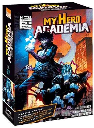 My Hero Academia Edition collector Tome 27