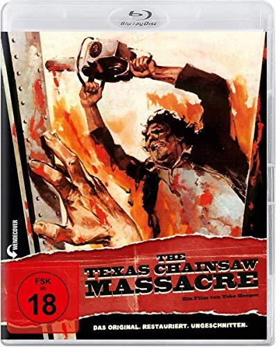 Texas Chainsaw Massacre - Uncut [Blu-ray]