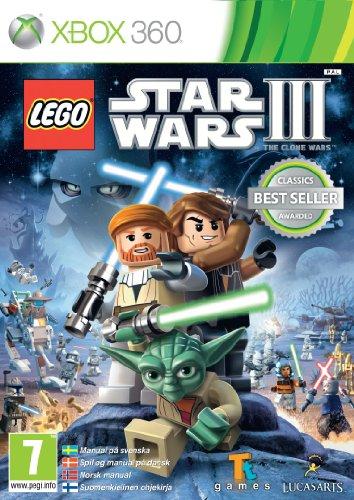 Lego Star Wars III 3 The Clone Wars Game (Classics) XBOX 360 [Importación inglesa]