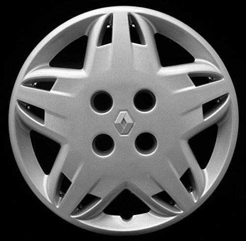 1 tapacubos para rueda de 13 pulgadas Kangoo desde 1997 en adelante, no original, individual 8998