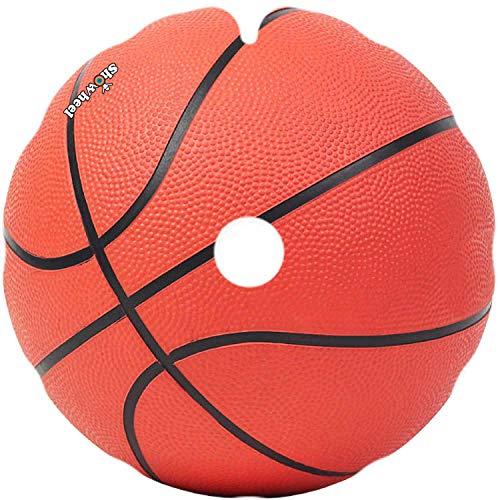 Rollstuhl Speichenschutz (Paar) für Greifreifen 47,50 bis 48,50cm Außendurchmesser, Runde Halter. Leicht Anzubringen - Ballon basket
