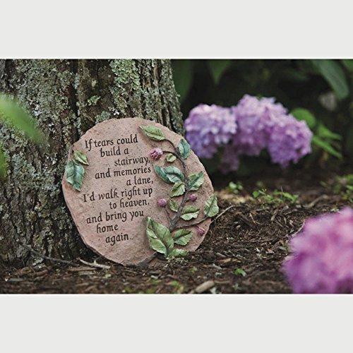 Evergreen Enterprises EG25904 Tears to Heaven Stepping Stone (Set of 1)