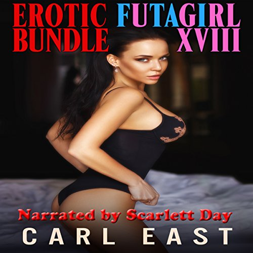 Erotic Futagirl Bundle XVIII audiobook cover art