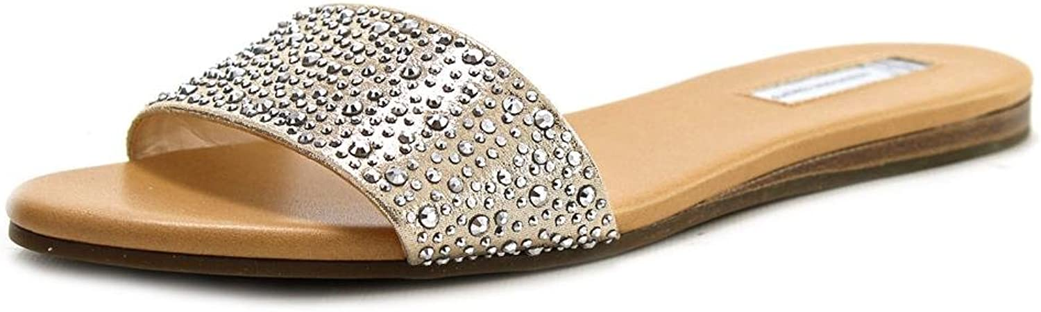 INC International Concepts Womens Zinaa Open Toe Casual Slide Sandals
