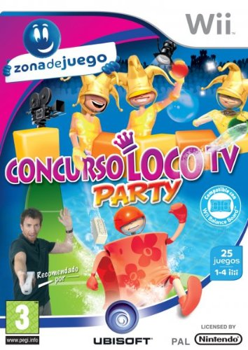 Zona de Juego: Concurso Loco TV Party