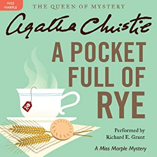 Couverture de A Pocket Full of Rye