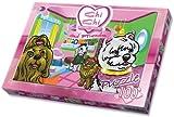 noris 60 603 3223 Chichi Love - Puzzle de 100 Piezas diseño Salón de Belleza