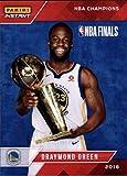 2018 Panini Golden State Warriors Championship Box Set #7 Draymond Green 2017-18 Basketball Card