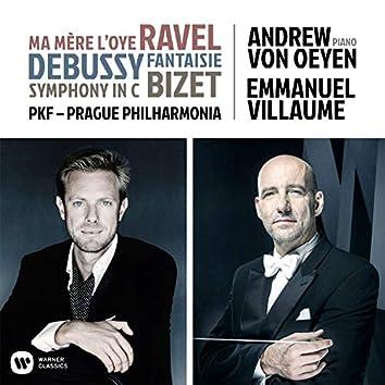 Ravel, Debussy & Bizet: Orchestral Works