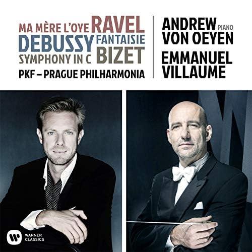 Andrew von Oeyen, Prague Philharmonia & Emmanuel Villaume feat. Andrew van Oeyen