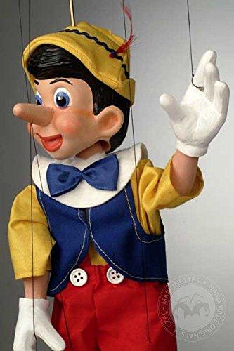 CzechMarionettes Pinocchio tschechische Puppe