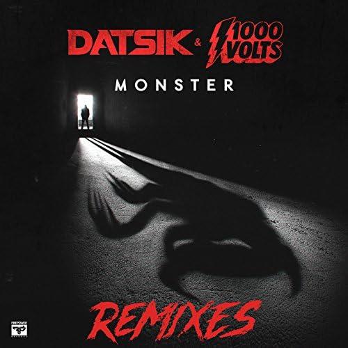 Datsik, 1000volts, Redman & Jayceeoh
