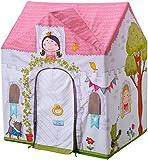 HABA- Plein Air-Tente de Jeu Princesse Rosalina, 7384