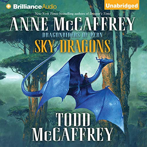 Sky Dragons cover art